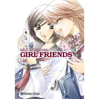 Girl Friends #01 Manga Oficial Planeta Comic (spanish)
