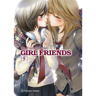 Girl Friends #05 Manga Oficial Planeta Comic (spanish)