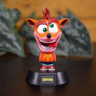 Crash Bandicoot 3D LIght