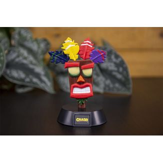 Aku Aku 3D Light Crash Bandicoot