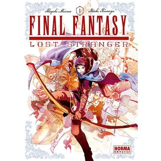 Final Fantasy Lost Stranger #01 Manga Oficial Norma Editorial