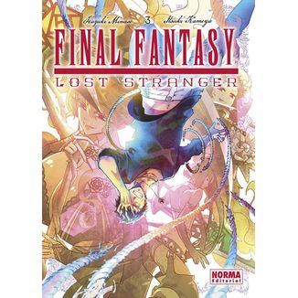 Final Fantasy Lost Stranger #03 Manga Oficial Norma Editorial