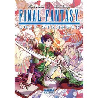 Final Fantasy Lost Stranger #05 Manga Oficial Norma Editorial (Spanish)