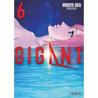 Gigant #06 (spanish) Manga Oficial Ivrea