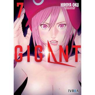 Gigant #06 Manga Oficial Ivrea
