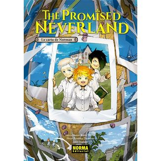 The Promised Neverland: La Carta De Norman (novela)