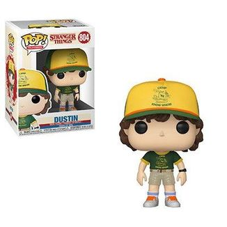 Funko Dustin At Camp Stranger Things POP!