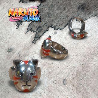 Anillo Naruto - Máscara Ambu #2