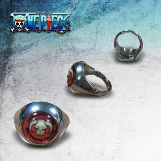 Anillo One Piece - Ace