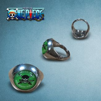 Anillo One Piece - Zoro