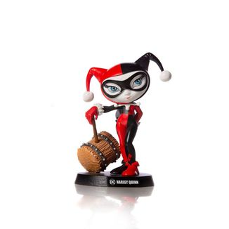 Harley Quinn Figure DC Comics Mini Co