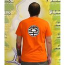 Camiseta Kanji Kame y Kaio Dragon Ball