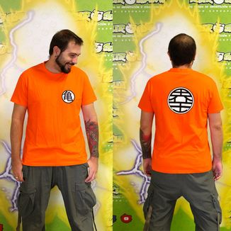 Kame & Kaio Kanji T-shirt Dragon Ball