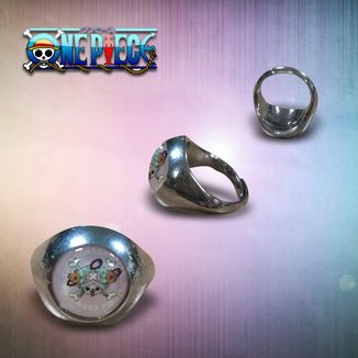 Anillo One Piece - Chopper