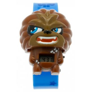 Wrist Watch Star Wars - Chewbacca with light