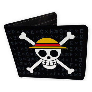 Cartera One Piece - Skull Luffy