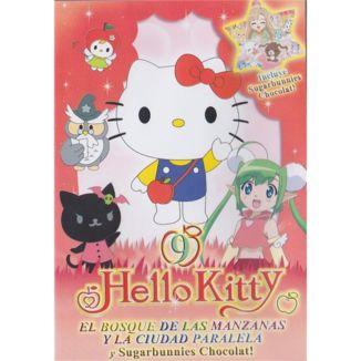 DVD Hello Kitty: El Bosque De Las Manzanas Y La Ciudad Paralela
