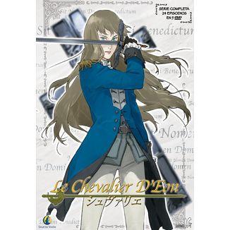 Complete Serie DVD Le Chevalier D'Eon