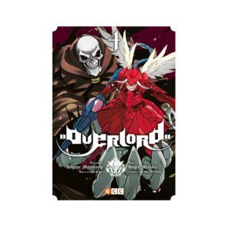 Overlord #04 (Spanish)