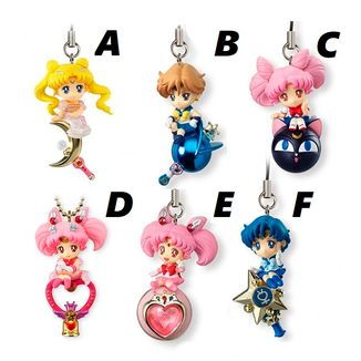 Llavero Sailor Moon Twinkle Dolly