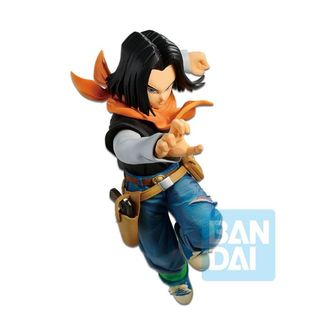 Android 17 The Android Battle Figure Dragon Ball FighterZ