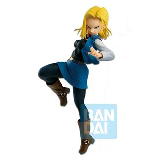 Android 18 The Android Battle Figure Dragon Ball FighterZ