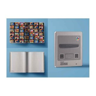Notebook Nintendo - Super Nintendo