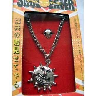 Necklace + Ring Soul Eater - Soul