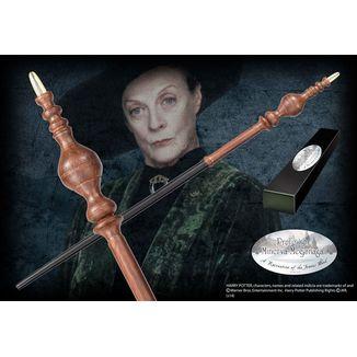 Varita Minerva McGonagall - Réplica Oficial Harry Potter