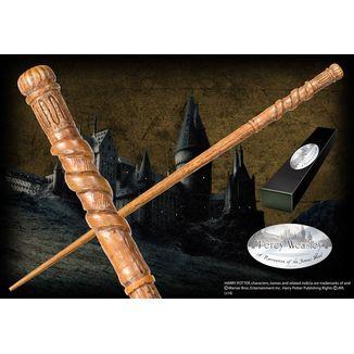 Varita Percy Weasly - Réplica Oficial Harry Potter