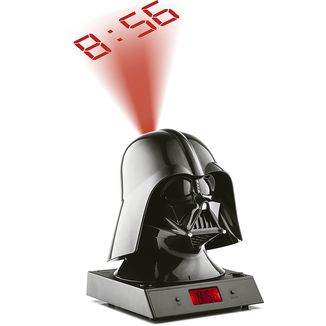 Alarm Clock Projector Darth Vader Star Wars