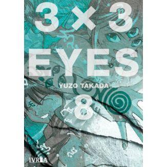 3 X 3 Eyes #08 Manga Oficial Ivrea