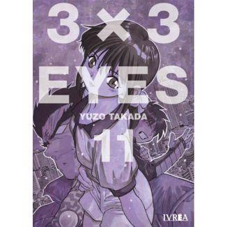 3 X 3 Eyes #11 Manga Oficial Ivrea