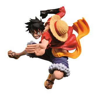 Figura One Piece - Monkey D. Luffy - Colosseum SCultures Vol.3
