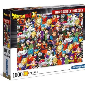 Puzzle 1000 Piezas Personajes Dragon Ball