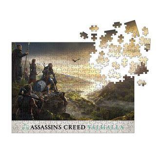 Raid Planning Puzzle Assassin's Creed Valhalla 1000 Pieces