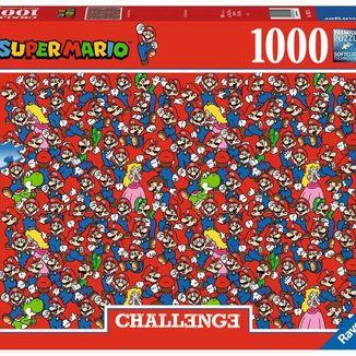 Puzzle 1000 Piezas Super Mario Bros Challenge