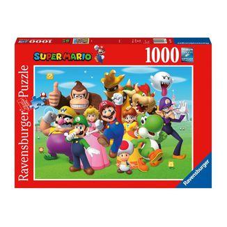 Super Mario 1000 Pieces Puzzle