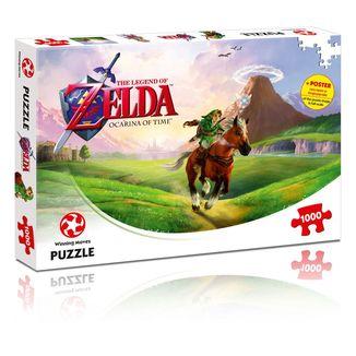 Puzzle 1000 Piezas The Legend of Zelda Ocarine of Time