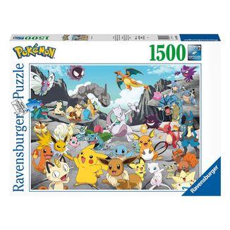 Puzzle 1500 Piezas Pokémon Classics