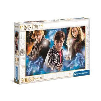 Puzzle 500 Piezas Harry Potter Expecto Patronum