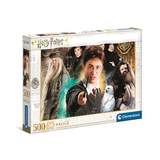 Puzzle 500 Piezas Harry Potter Profesores