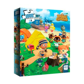Animal Crossing New Horizons Puzzle Welcome 1000 Pieces