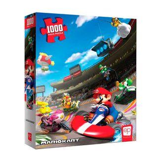 Mario Kart Puzzle Super Mario 1000 Pieces