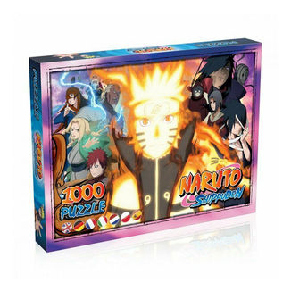 Puzzle Naruto Shippuden 1000 Piezas
