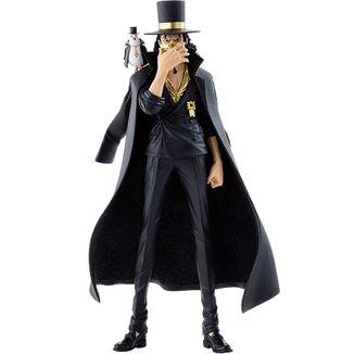 Figura One Piece Film Gold - Rob Lucci Color Ver. - Creator×Creator