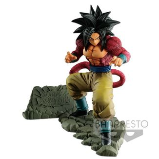 Figura Son Goku SSJ4 Dragon Ball Dokkan Battle