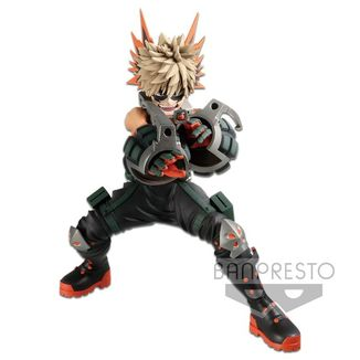 Figura Katsuki Bakugo My Hero Academia Enter the Hero
