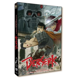 Berserk Golden Age Arc I - Egg of the Supreme Ruler DVD