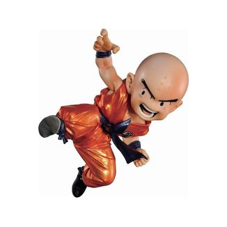 Krillin Kid Metalic Color Figure Dragon Ball BWFC
